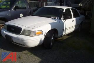 **Updated-New title has been received** 2001 Ford Crown Victoria Sedan