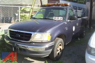 1999 Ford F150 XL 4x2 Pickup