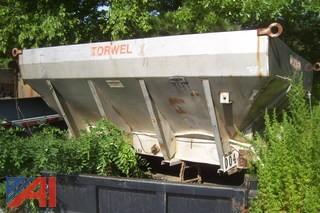 10' Torwel Stainless Steel Sander