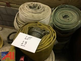 Various Fire Hoses