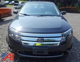 2012 Ford Fusion SE 4DSD