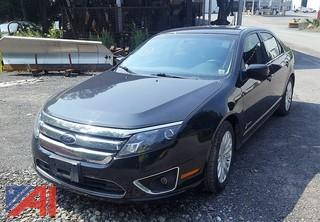 2012 Ford Fusion SE Hybrid 4DSD