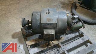 Seimens Allis Electric Motor 60hp
