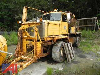 1975 Kenworth Dump with Plow and Sander