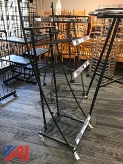 Merchandise Racks and Shelving