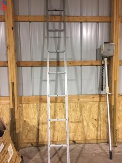 10' Pole Ladder