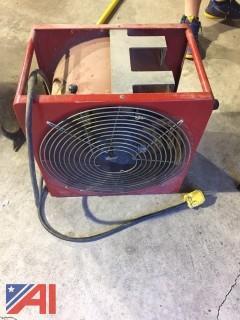 Firefighting Exhaust Fan