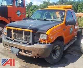 1999 Ford F250 Super Duty Cab and Chassis