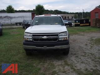 *Updated* 2006 Chevy Silverado Pickup Truck