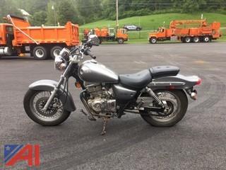 2008 Suzuki GZ250 Motorcycle