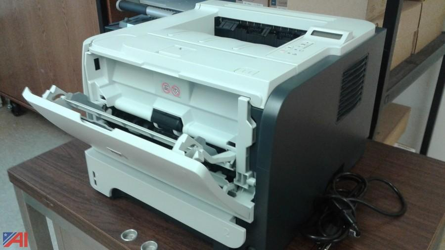 hp laser jet p2055