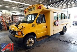 2004 Ford E450 Corbeil School Bus/308