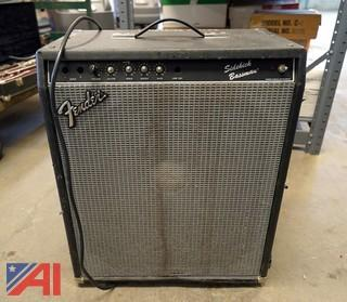Fender Sidekick Bassman Guitar Amplifier