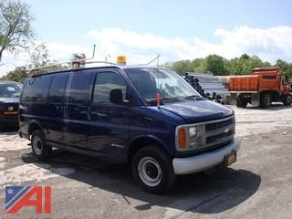 2002 Chevrolet Express Van