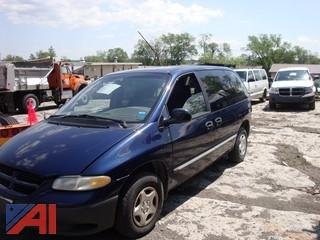 2000 Dodge Caravan Mini-Van