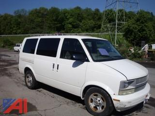 2004 Chevrolet Astro Mini-Van