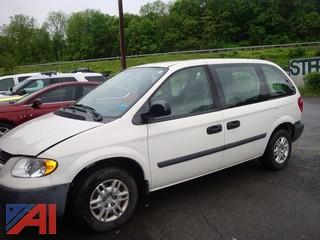 2007 Dodge Caravan Mini-Van
