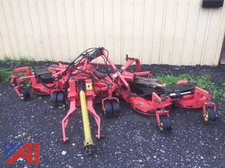 2004 Lastec 6 Gang 721XR Rotary Mower
