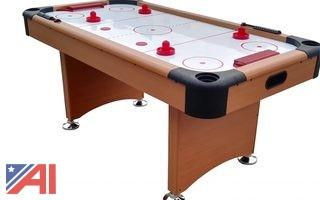 6' A503 Air Hockey Table