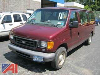 2006 Ford E150 Van