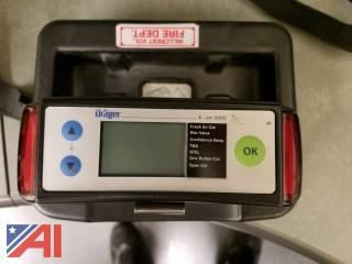Drager X-am 3000 Multi-Gas Detector