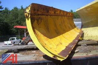 Fisher snow plow for parts