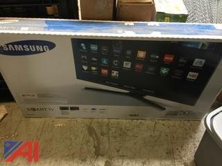 "Samsung UN50J5200 50-Inch (49.5"" Diag.) 1080p Smart LED TV"