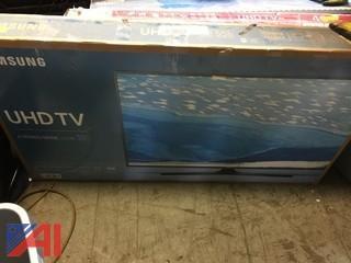"""Samsung UN55KU6290F 55"""" 4K Ultra HD Smart TV"""