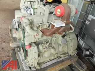John Deere Reconditioned Engine-Military