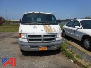 2003 Dodge 1500 Van