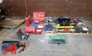 Assorted Hand Tools and Power Tools