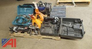 Assorted Power Tools and More