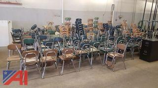 Approximately (300) Student Chairs