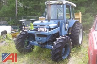 1988 Ford 6610 Tractor