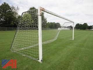 Steel Soccer Goals