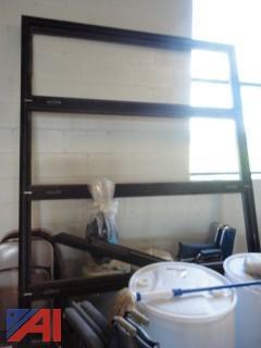 Large Metal Window Frame