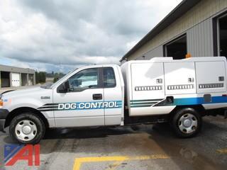 2007 Ford F150 Dog Control Truck