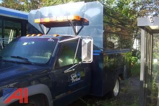 1997 GMC 3500HD Utility Truck