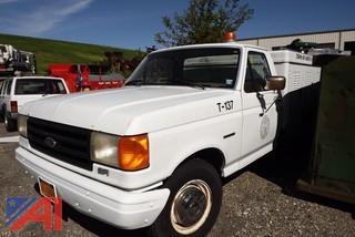 1987 Ford F250 Utility