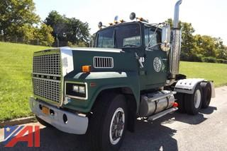 1986 Ford LTL9000 Tractor