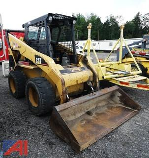 2007 Caterpillar 262 Skid Steer