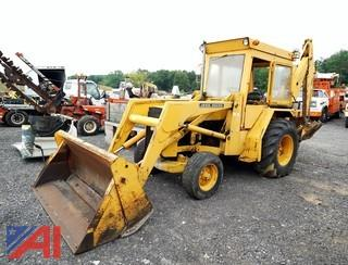 1976 John Deere 410D Loader Backhoe