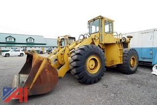 1970's Trojan 3000 Articulating HiLift Payloader