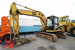 Caterpillar 311 Crawler Excavator w/Hammer