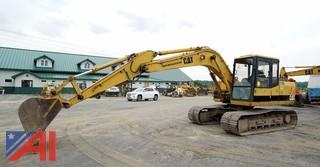 Caterpillar E110B Wide Track Excavator