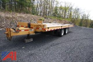 2000 Econoline DPS24DA Tilt Deck Tag A Long