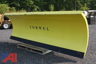 New 11' Torwel Reversible Plow