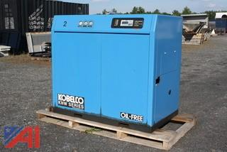 Kobelco Rotary Air Compressor