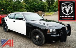 2010 Dodge Charger 4-door Sedan/Police Vehicle