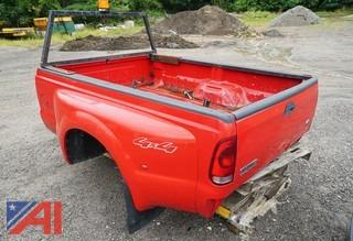 Ford F350 Pickup Truck Bed